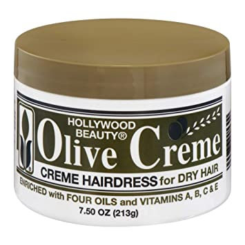 Hollywood Beauty - Olive Creme Hairdress