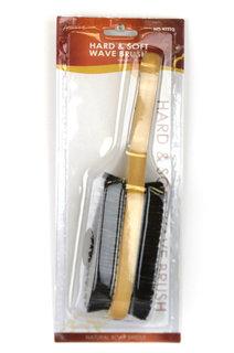 KIM & C Hard & Soft Wave Brush