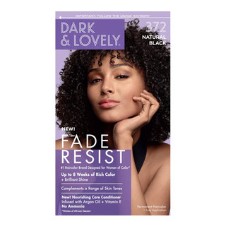 Dark and Lovely Hair Color Kit