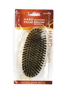 KIM & C Hard Round Palm Brush