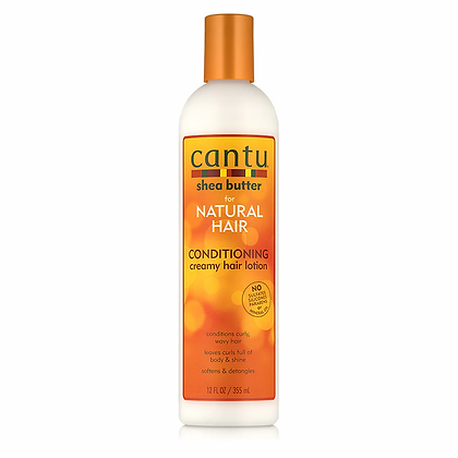 Cantu Natural Conditioning Creamy Hair Lotion (12oz)