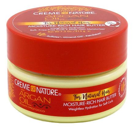 CREME of NATURE Argan Oil - Moisture & Rich Hair Butter
