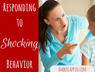 Responding to Shocking Behaviors