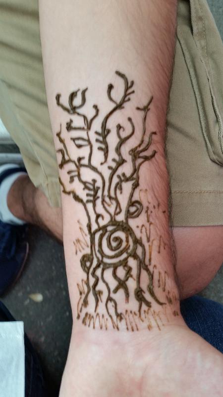 Mendhi Tattoo Zabardut Henna Everett