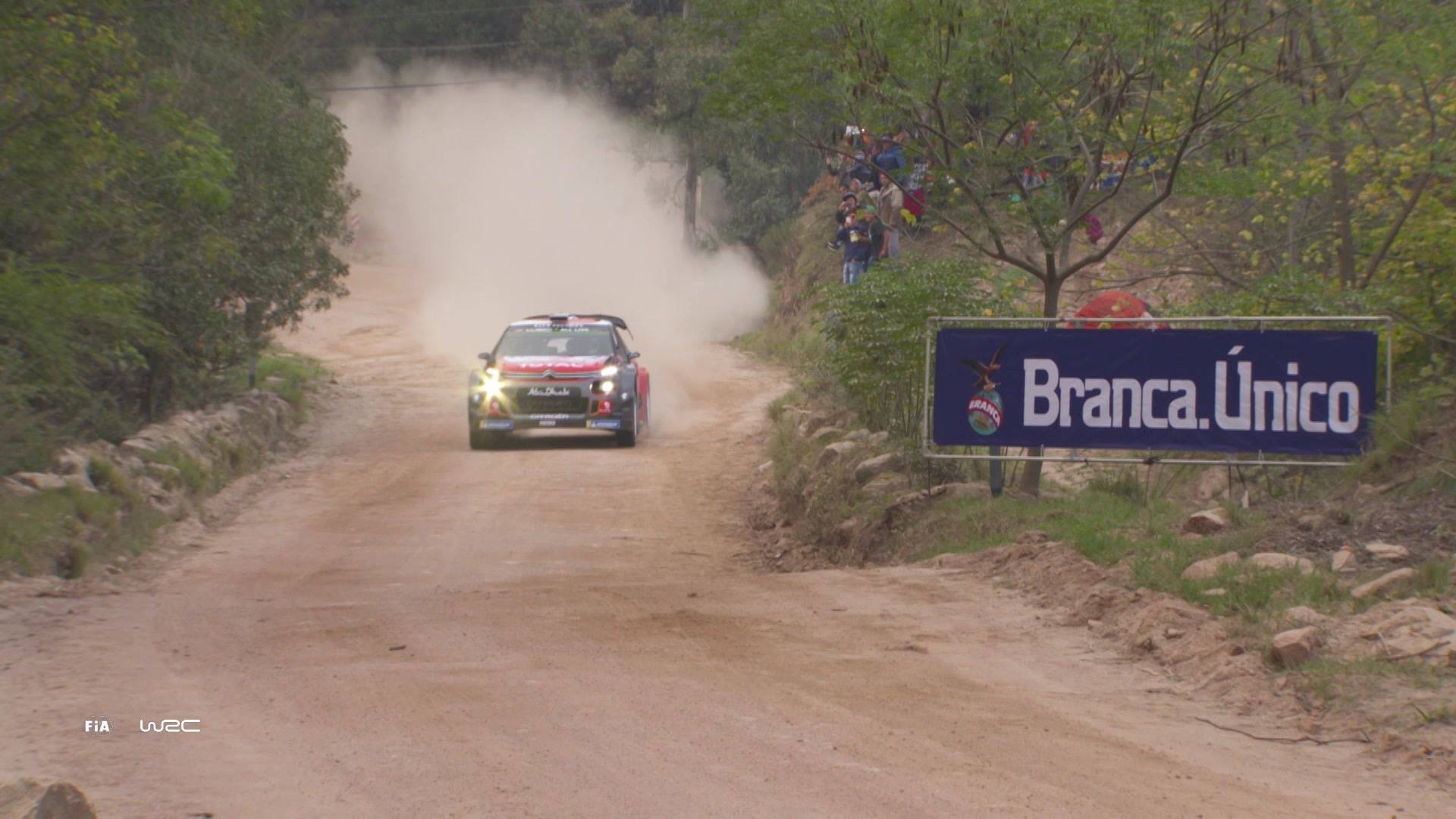 Rally Argentina Atmosphere