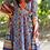 Thumbnail: Women's Cotton Printed Anarkali Designer Kurti Pant Dupatta Set