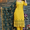 Thumbnail:  Women's Rayon Slub Printed Designer Kurti Pant Dupatta Set