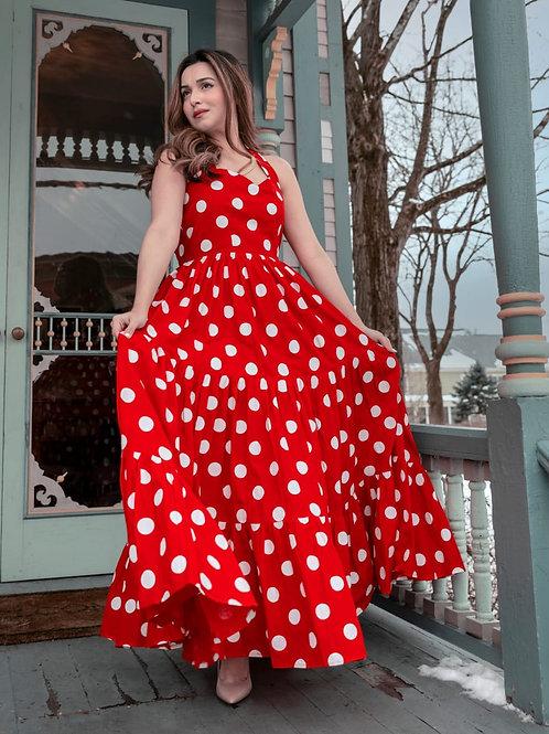 Women's Rayon Printed Designer Long Flared Kurti