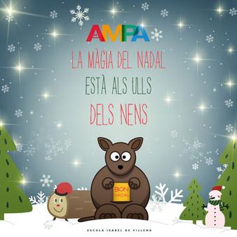 Bon Nadal famílies