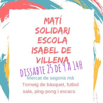 3a edició del Matí Solidari