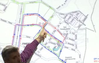 L'Ajuntament explica els canvis als carrers de l'escola