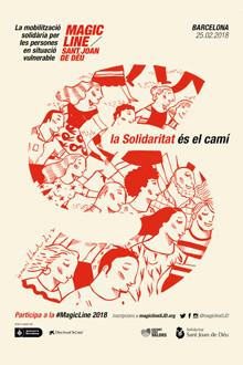 Nou repte solidari amb la Màgic Line
