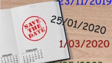 Reserveu aquestes dates