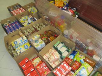 Compra del AMPA per al banc d'aliments