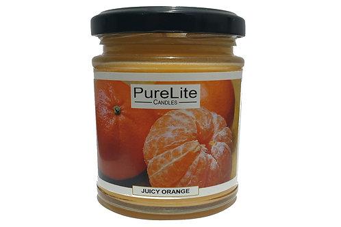 Juicy Orange Candle