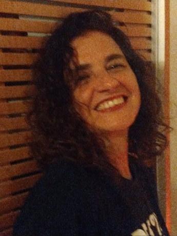 Gilma Oliveira em *Falas Diversas