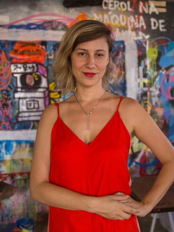 Ana Garcia em *Falas Diversas