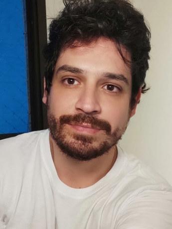 Tadeu Rodrigues na *Intervenção Literária