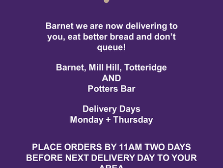 We Are Now In Barnet And Potters Bar