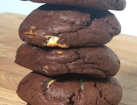 Dark Rye Cookies (5 in a pack) Available To Order Now