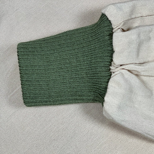 Prayer Wear with Sleeves - Beige