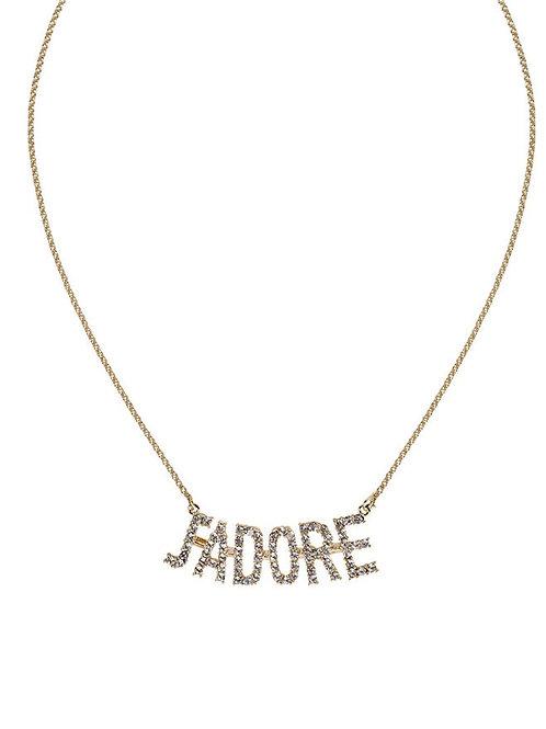 Jadore Kette Gold