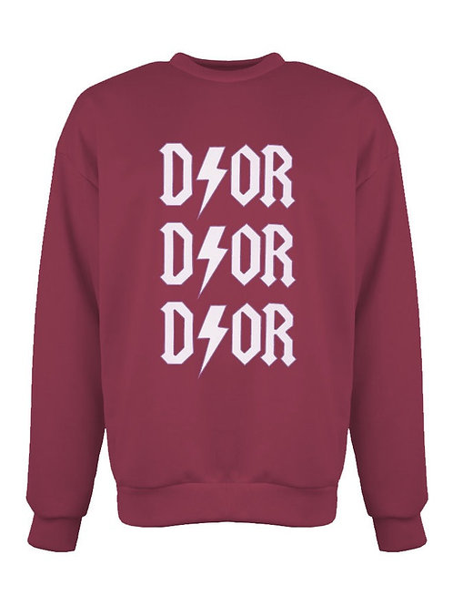 Sweater Thunder Bordeaux