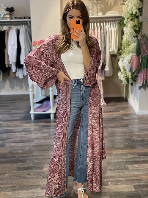 Silk-Kimono Melika