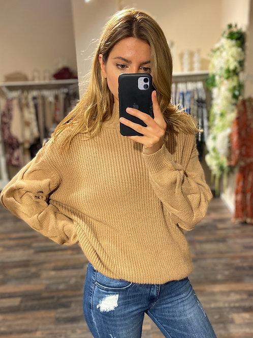 Pullover Chloe Capuccino