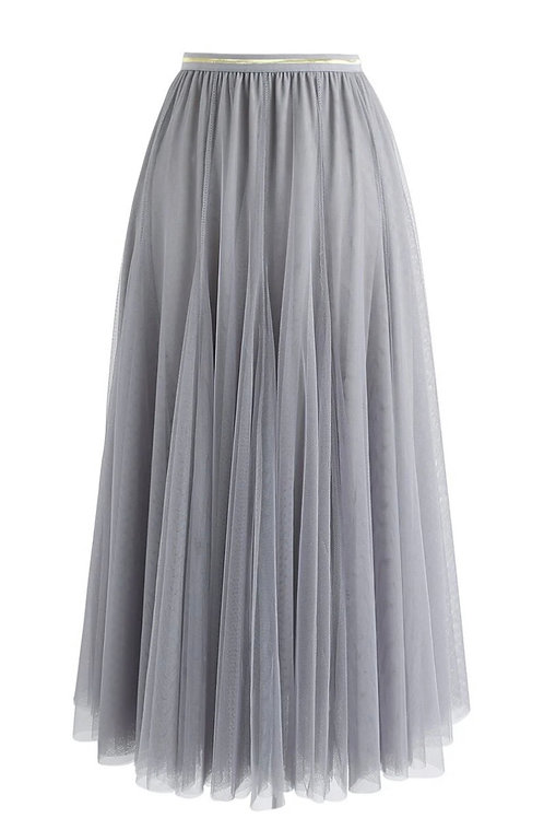 Skirt Melody Light-Grey