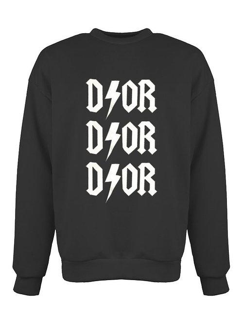 Sweater Thunder Black/White