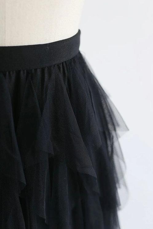 Skirt Yvette Black
