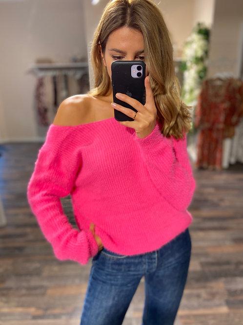 Sweater Kelly Pink