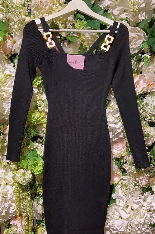 Dress Elisabetta Black