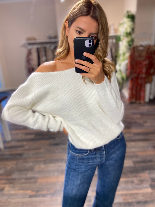 Sweater Kelly Ivory