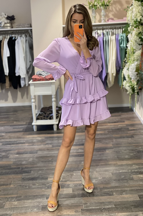 Dress Sianna Purple