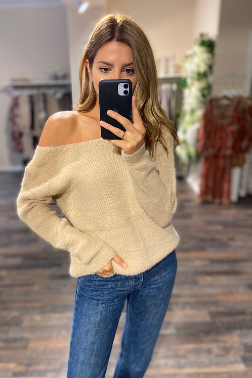 Sweater Kelly Beige