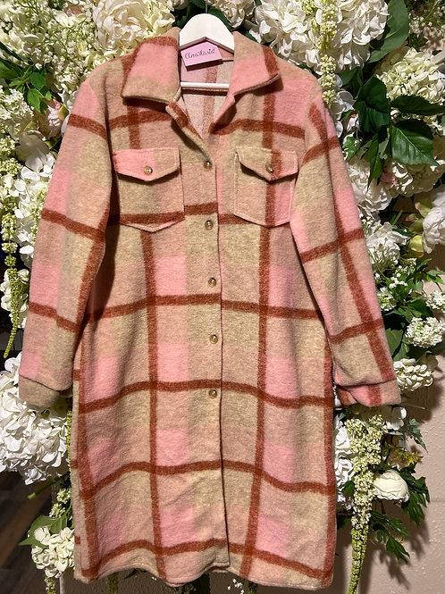 Jacket Noura Rose/Beige