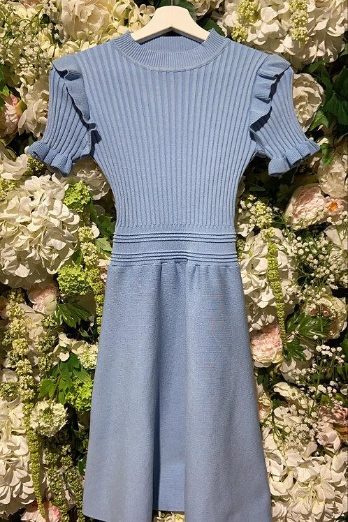 Dress Juliette Pastell-Blue
