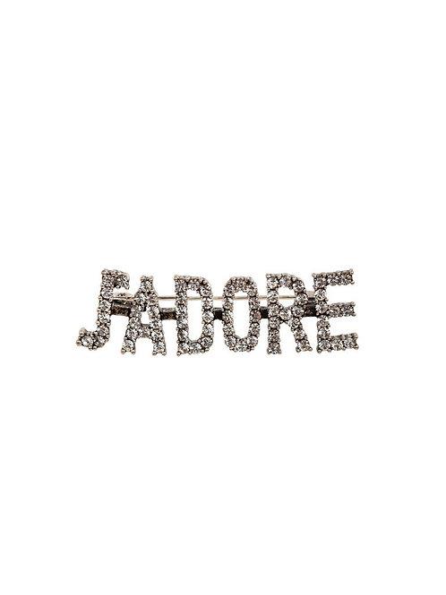 Brosche J'Adore
