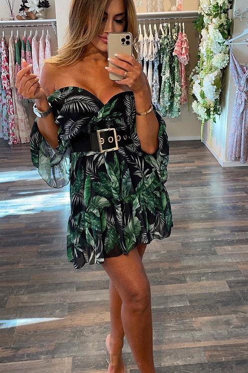 Dress Palmiera