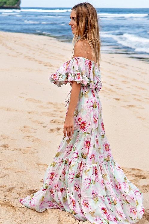Miss June Dress Roses