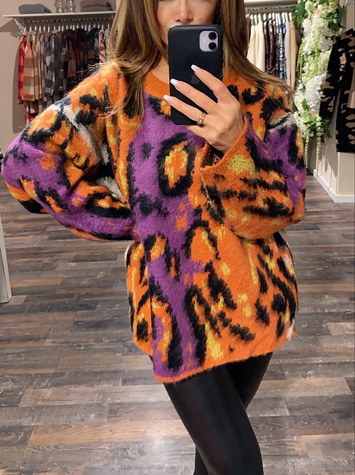 Pullover Wild Thing