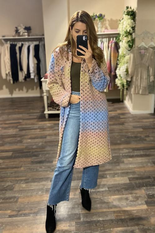Jacket Rainbow Pastell