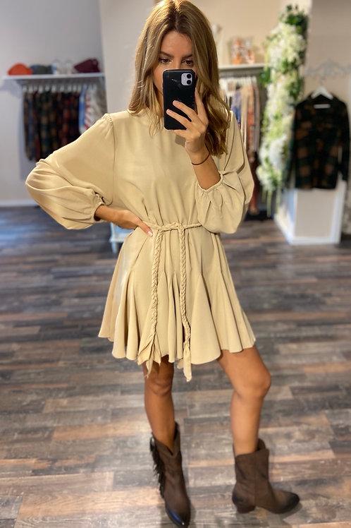 Dress Chloe Beige