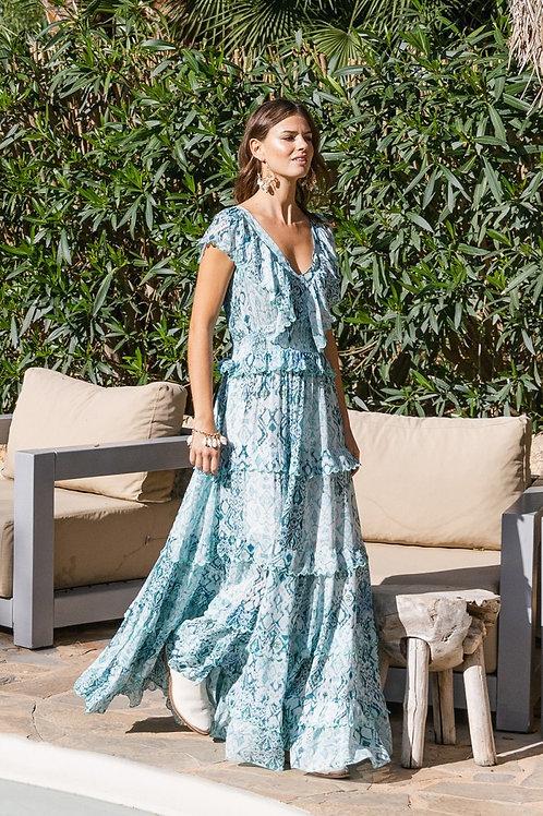 Miss June Dress Lilas
