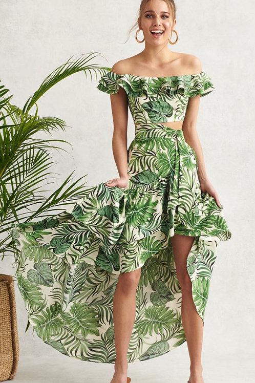 Polynesia Dress