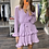 Thumbnail: Dress Sianna Purple