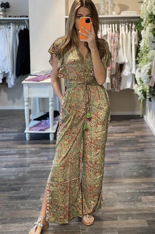 Silk-Jumpsuit Danielle