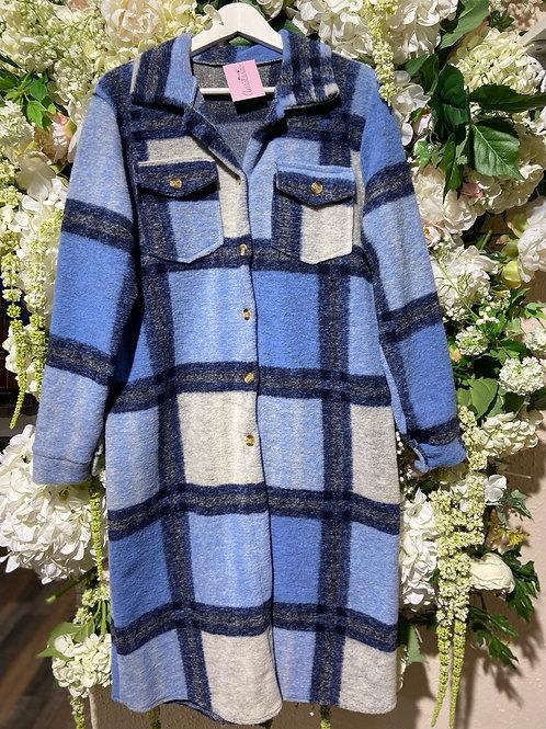 Jacket Noura  Jeansblue